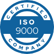 Certified Company ISO 9000