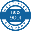 Certified Company ISO 9001