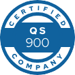 Certified Company QS 900